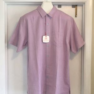 Tori Richard Milagro Short Sleeve Sport Shirt XL